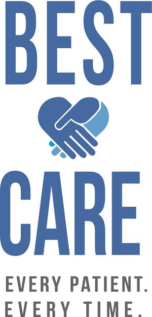 Best Care Stacked Logo