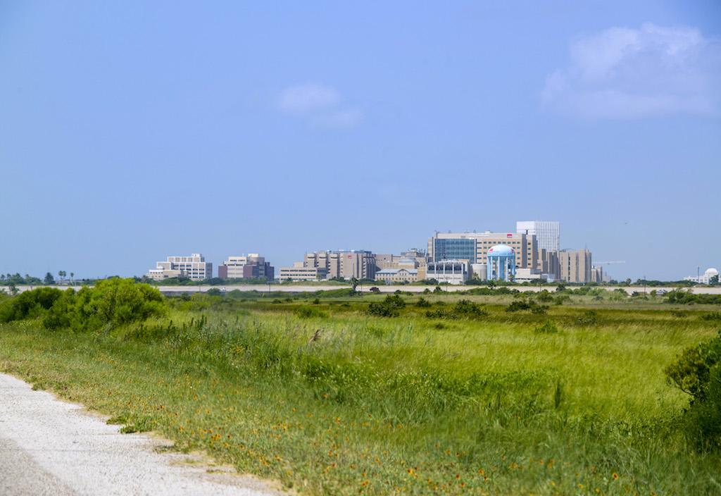 UTMB Beach Photo