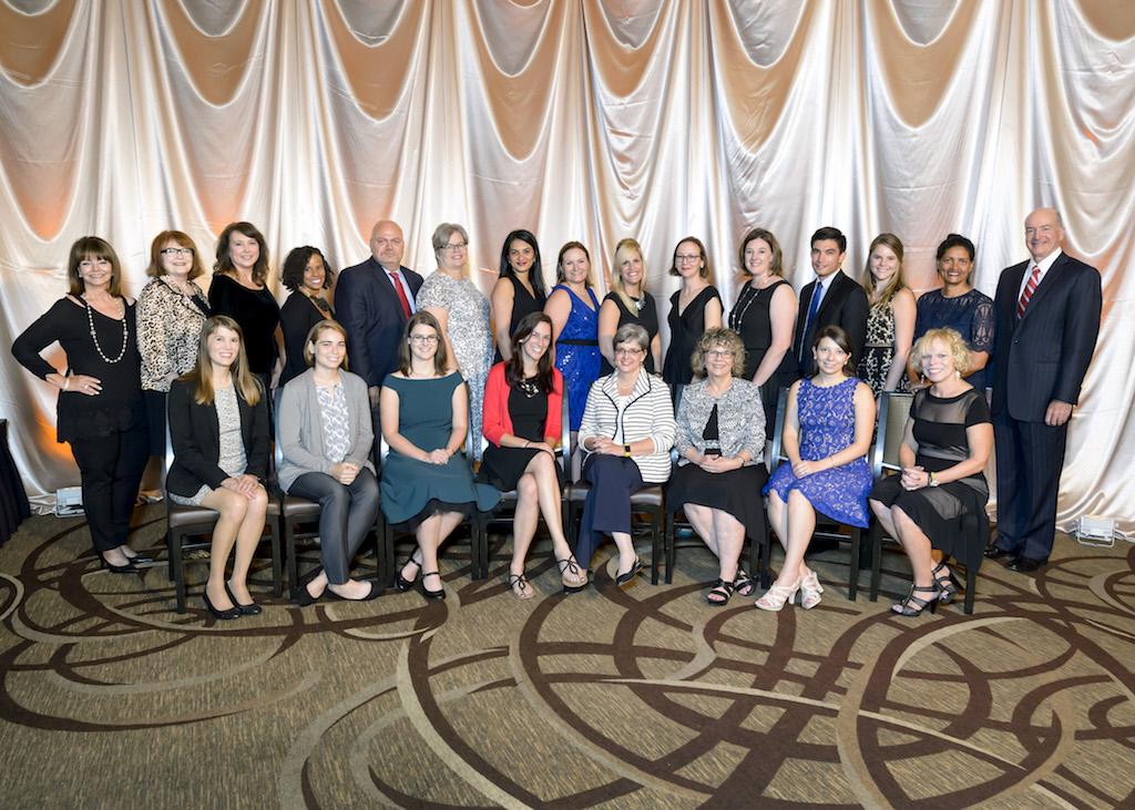 President's Cabinet Awards 2016