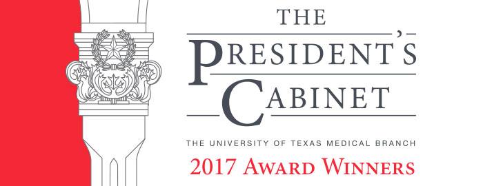 Exceptional 2017 Presidentu0027s Cabinet Awards