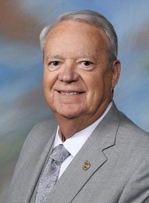 Image of Dr. Ben G. Raimer UTMB President ad interim