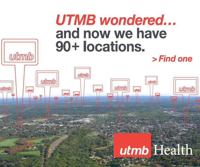UTMB Wonders Campaign