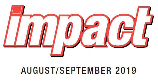 graphic of august and september impact
