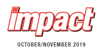 image linking to editor's note for October/November 2019 edition of Impact
