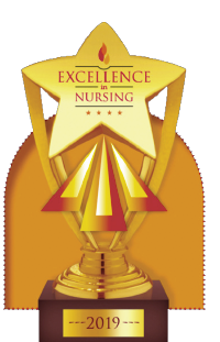 image of nursing award trophy