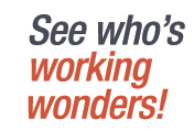 graphic for working wonders