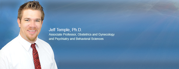 Dr. Jeff Temple