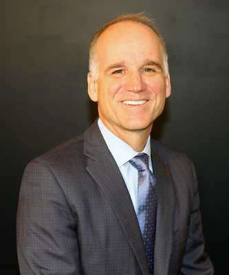 image of Dr. Tim Harlin, UTMB Health System CEO