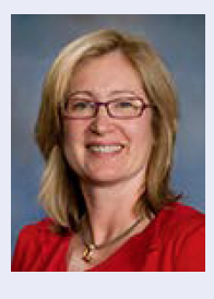 Image of Dr. Gayle Olson UTMB professor in the Department of Obstetrics and Gynecology