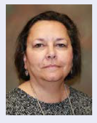 Image of Dr. Laura Rudkin UTMB professor and chair in the Department of Preventive Medicine and Community Health