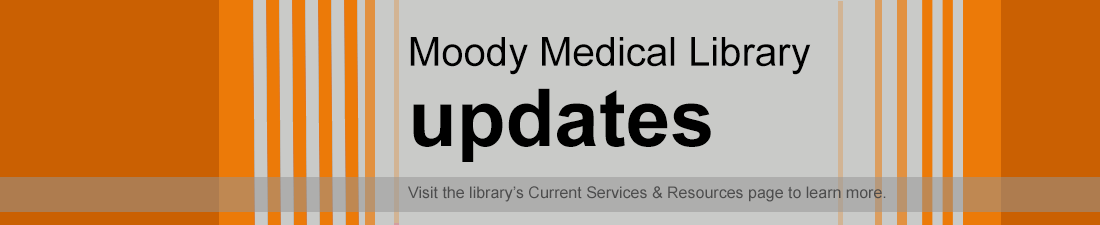 Library Current Services and Resources
