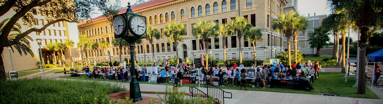 Student Orgs - Comm Fair