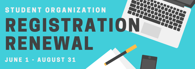 Student Organization Renewal Thumbnail