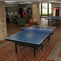Old Red Game Room for Students