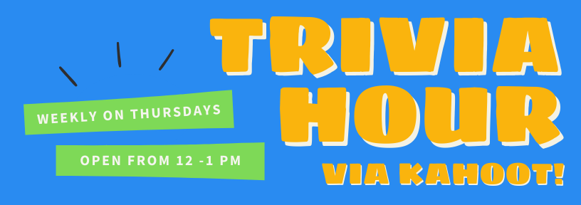 Weekly Trivia Hour