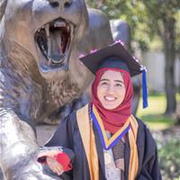 Headshot of Syeda Mubarak