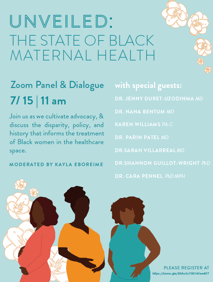 Unveiled Black Maternal Health