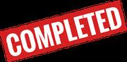 """Complete"" graphic"
