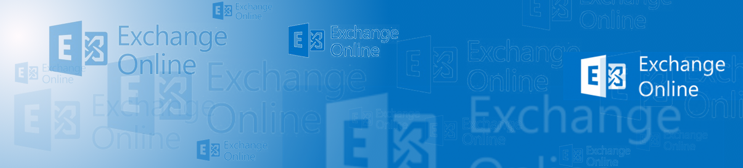 many Exchange Online logos in a mosaic