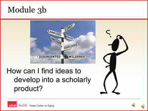 Module 3b - find more ideas