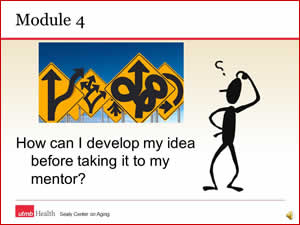 Module 4 - develop your idea