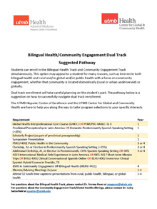 BHT Dual Track Requirements image