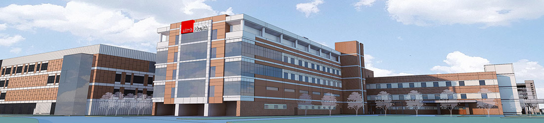 League City Campus expansion rendering