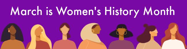 2021 Women's History Month