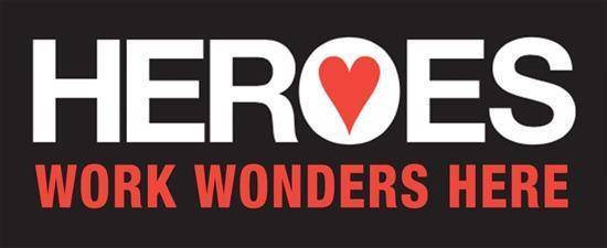 Heroes Work Wonders