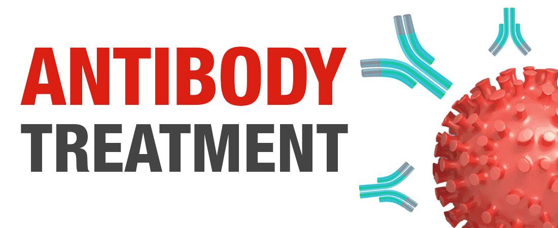 Antibody treatment graphic