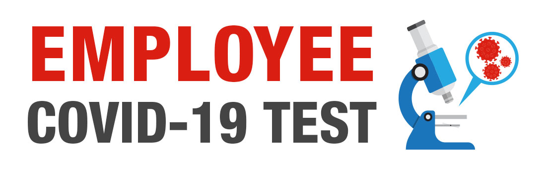 Information for Employee COVID-19 Testing
