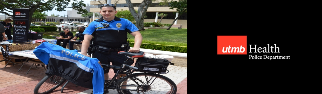 UTMB Police Department Galveston Bike Patrol