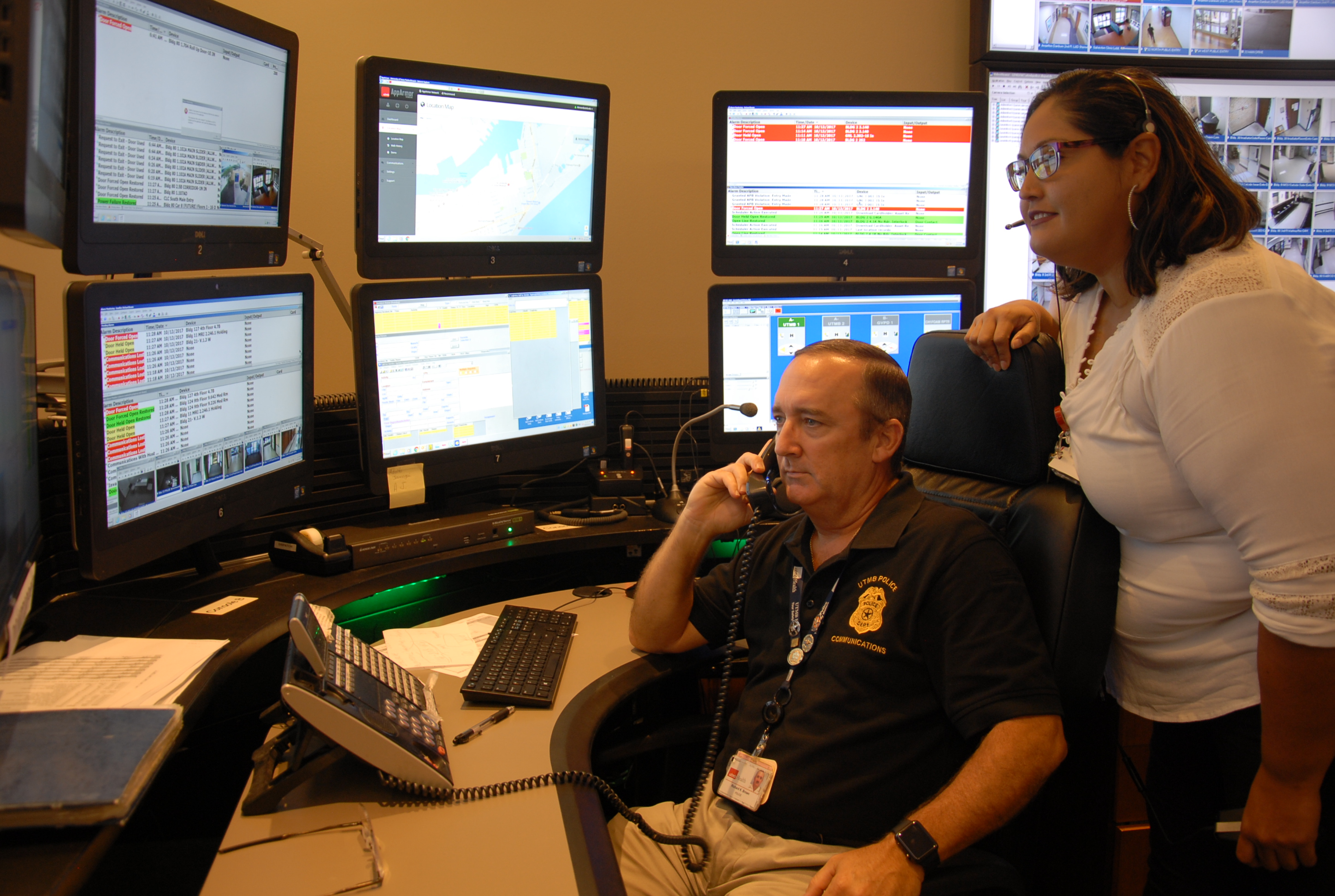 UTMB Police Communications