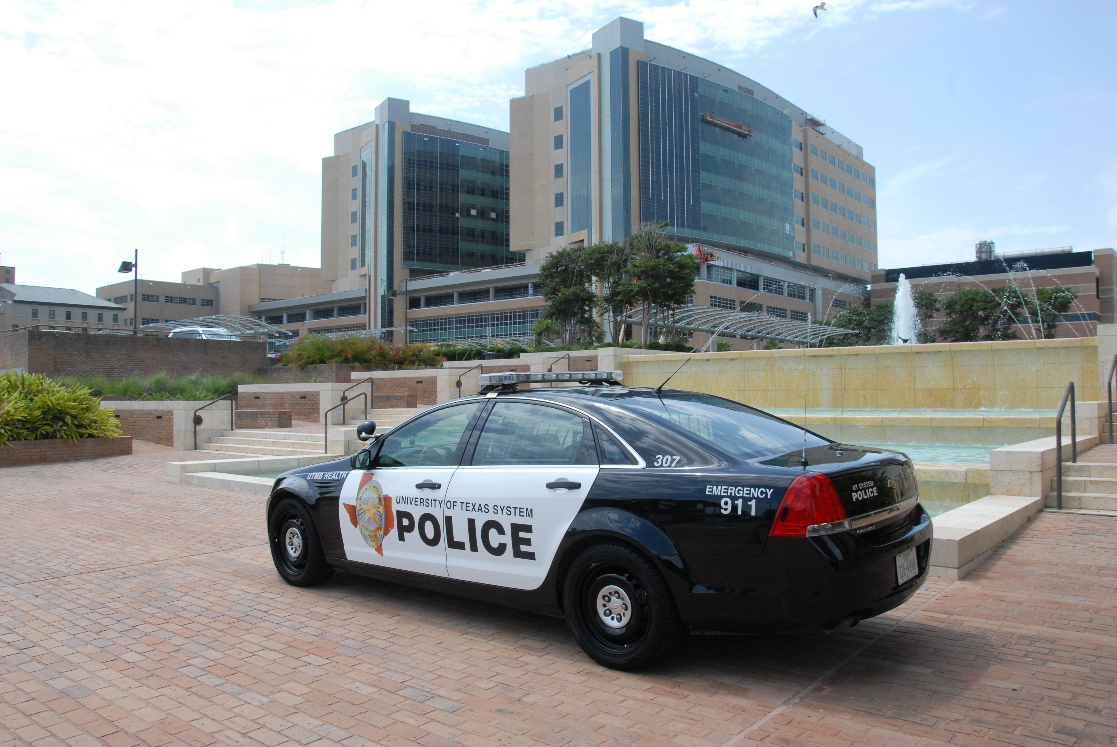UTMB Police Patrol Division
