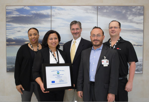 CDC recognition for UTMB