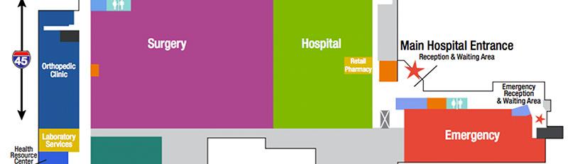 League City Campus Floor Plan PDF
