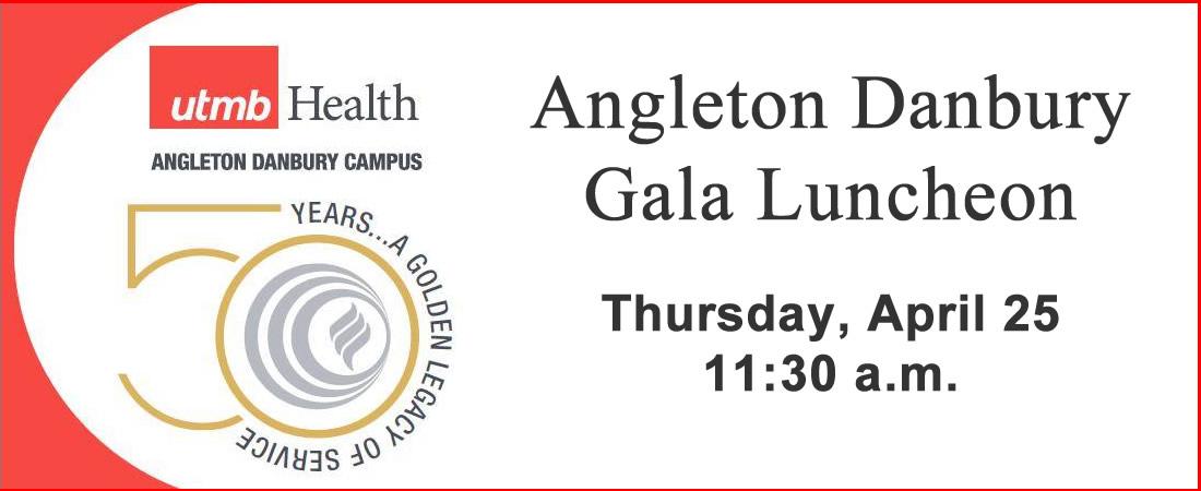 Angleton Danbury Gala Luncheon