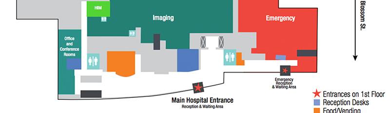 Clear Lake Campus Floor Plan PDF