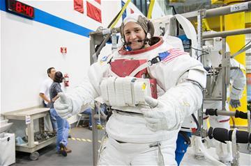 Serena M. Aunon - Astronaut Candidate