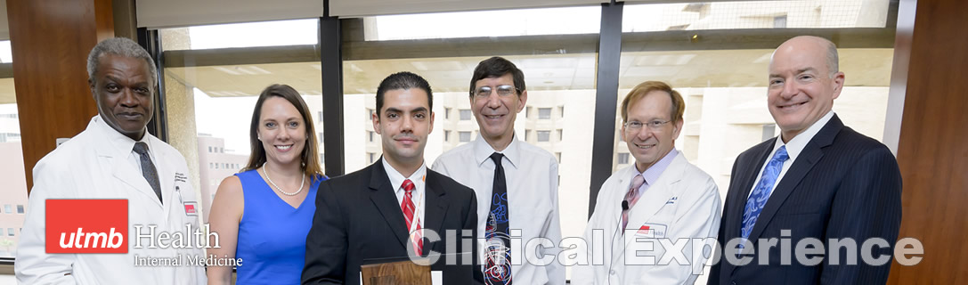Our Graduates | Internal Medicine | UTMB Home