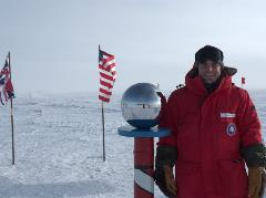 Antarctica - Ceremonial South Pole