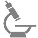 microscope-gray