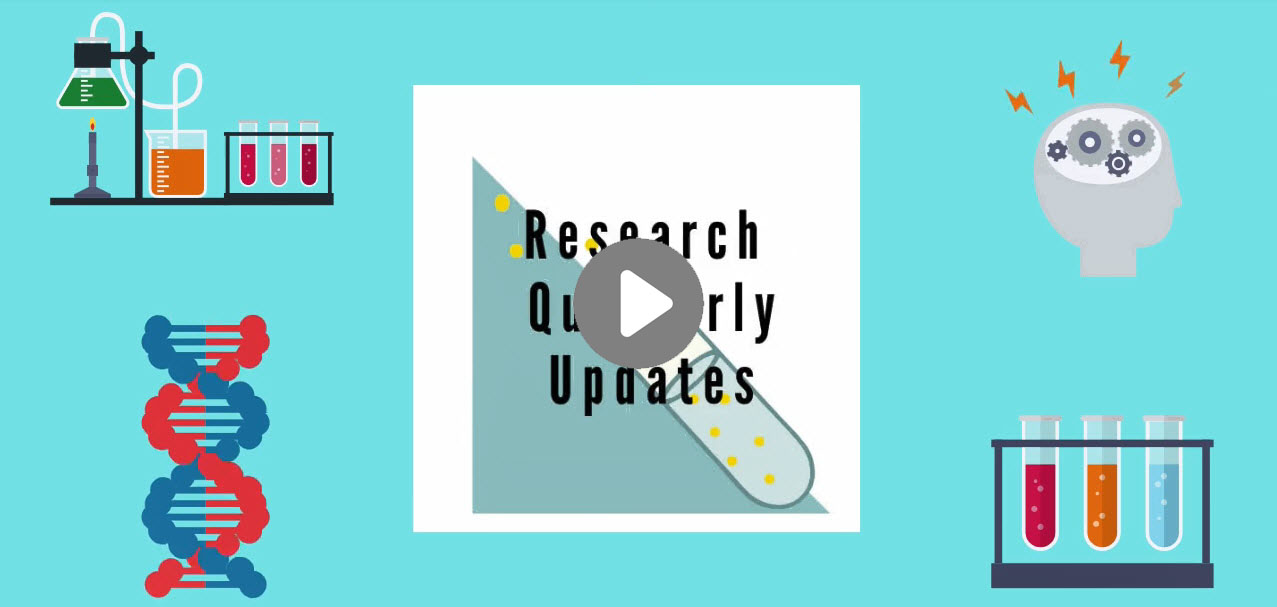 research quarterly update preview video