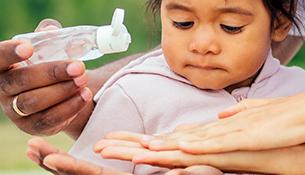Post-hand-sanitizer-safety