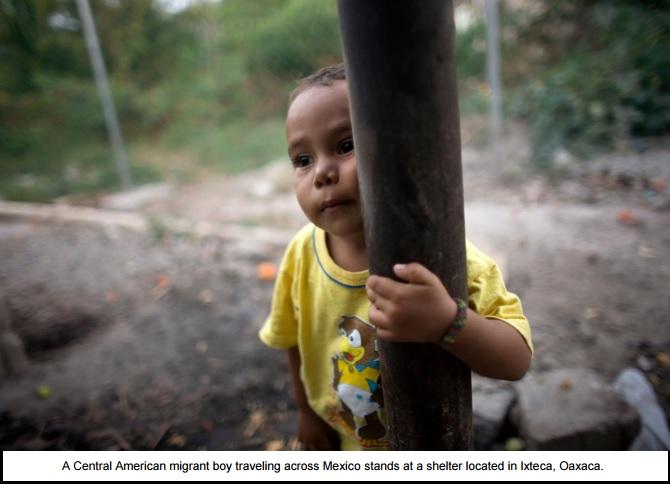 Refugee Migrant Health Boy