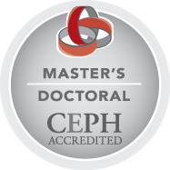 CEPH Accredited Master's Doctoral