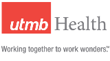 UTMB Health logo with tagline