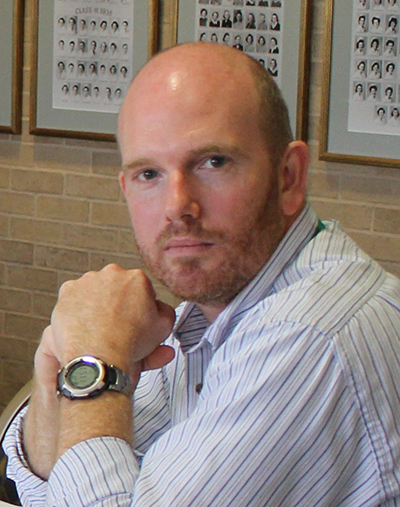 David Beasley PhD