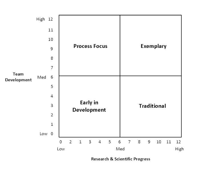 Team Evaluation Matrix