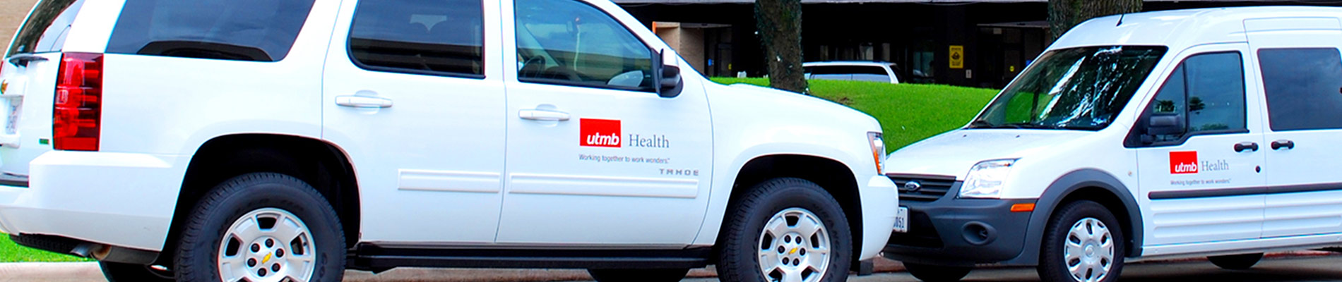 UTMB-vehicles